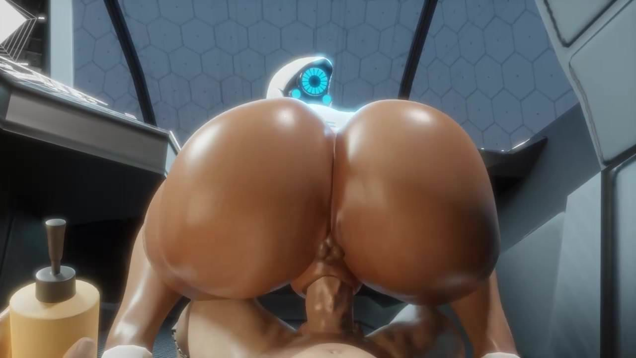 3D Hentai Video booty haydee pov big black ass bubble butt (3d hentai)