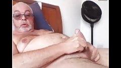 grandpa strok on cam