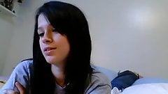 Nice Boobs on Webcam Amateur 4b