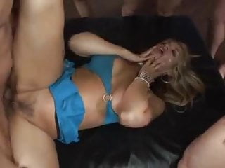 Sara Sloane Gangbang