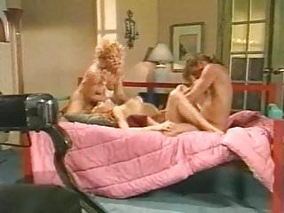 Moana Pozzi Threesome - Manbait (1991)