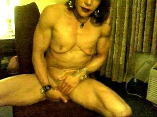 Bodybuilder sarah nude dunlap