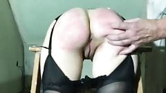 ASS and cunt whipping
