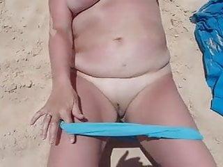 me an wife wanking on beach not maspalomas