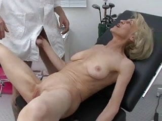 Download video bokep Granny gets her Injection at the Doctors Mp4 terbaru