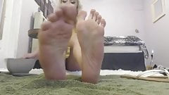 Oiled Soles JOI