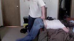 Jeans & Tee Shirt