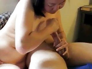 Bella cinese eat cum