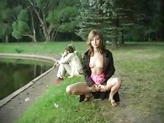 Nude At The Park