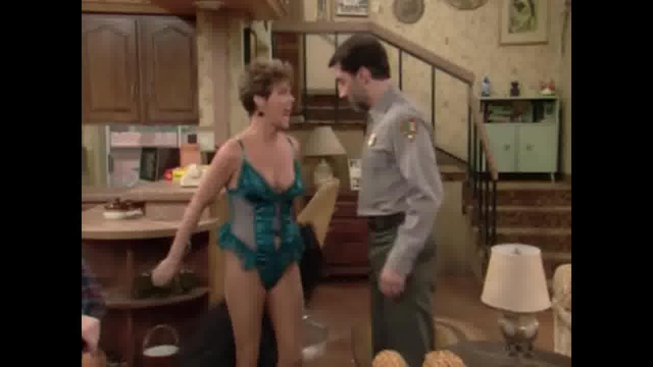 Amanda Bearse Naked married with amanda bearse lingerie