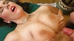 Giant tits dream showered...