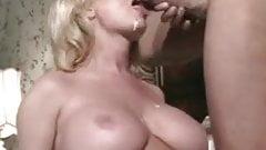 Retro Busty Blonde Hardcore