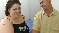 Large Fattie Gal Fucks And Sucks Chubby Plump Tits Bbw 1