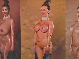 Download video bokep Kim Kardashian triple cum tribute Mp4 terbaru