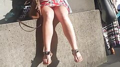 Bare Candid Legs - BCL#149