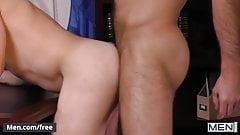 Men.com - Jackson Grant and Will Braun - Textual Relations P