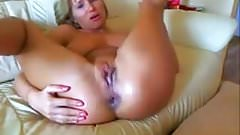 anal creampie big tit amateur gets ass filled