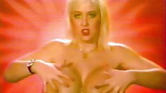 BIG TITS - vintage monster boobs dance tease