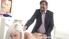 Tricky Old Teacher - Misa didn't listen