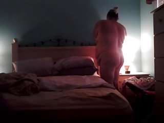 Video from 2013 I found bbw wife and me