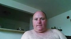 stocky fat guy