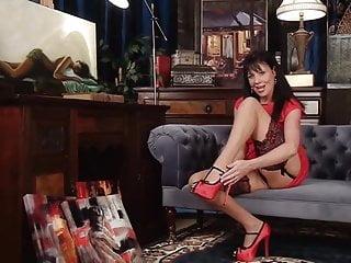 Milf Elise Summer Lace top stockings