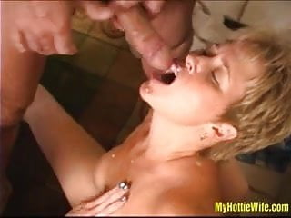 Tracy Licks And Hubby Fuck Their Naughty Teen Babysitter