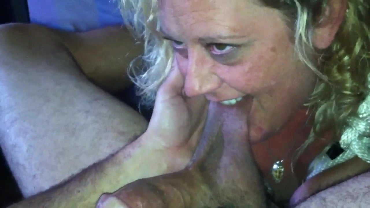 playing with cock and balls