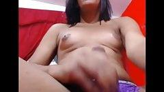 Ladyboy cam sex solo 2