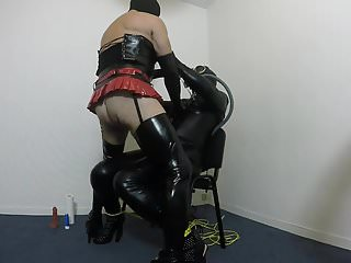 Preview 3 of Nipples bdsm hard games with crossdressers