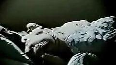 Hidden cam on milf. Fingering in the night