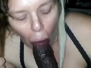 Preview 3 of Blowjob. Close up. brenda loves to milk the cum out of bl