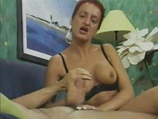 Susana De Garcia - Handjob