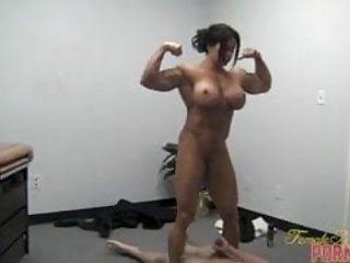 Angela Salvagno Cock Workout  Of