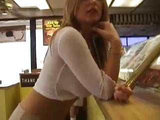 Excessive gas and vaginal gas - Flashing in a snack and at gas station