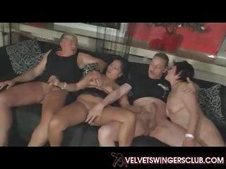 Velvet Swingers Club Amateur Maters Orgy Raw Sex