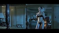 True Lies JLC's strip scene without Arnie's stupid face