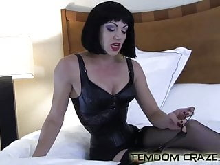 You will become my full time submissive sex slave