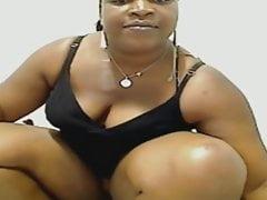 Black woman web