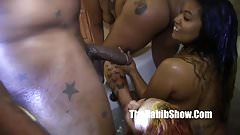 they taking bbc romemajor dick kimberly chi leona banks lady