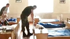 Inside Russian Army Barracks