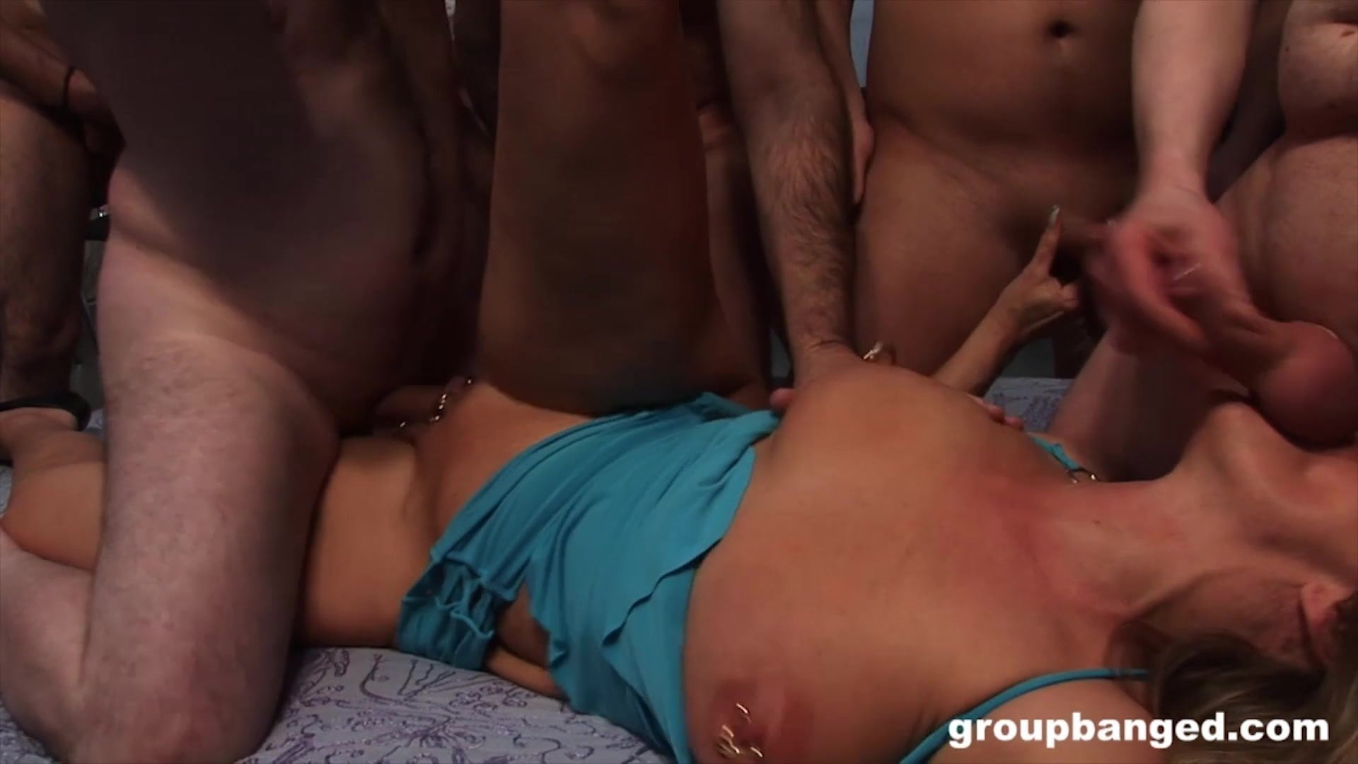 Extreme mature tits