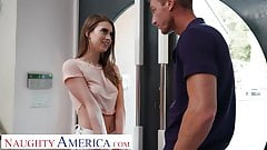 Naughty America Jill Kassidy fucks for her chance to model