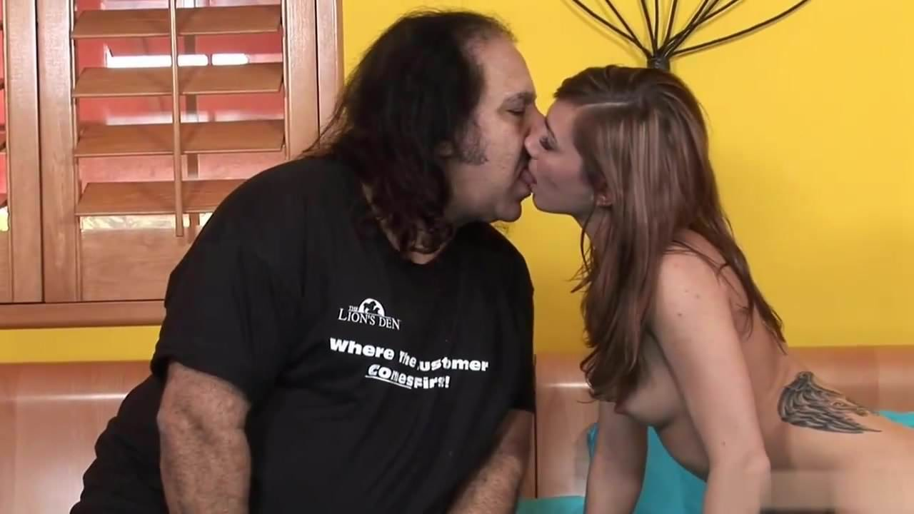 Young Girl Fuck old fat man