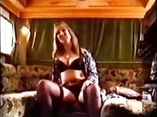Married Housewife Stella In Bonkmobile Tape Part  Of