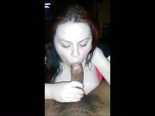 Big Tit Big Booty White Girl SucksBBC