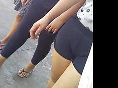 baixinha rabuda (big ass brunette) E43