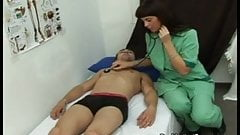 Boy Medical Exams for Nice Lad