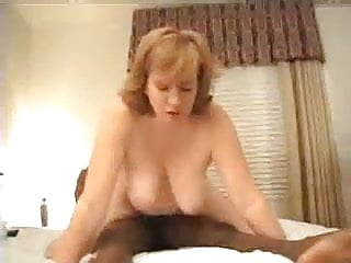 Preview 5 of Sexy Redhead Wife Loves That Big Black Cock #4.elN