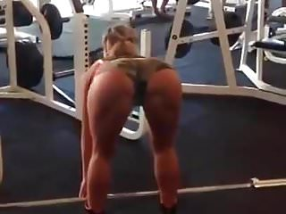 Tight ass working out